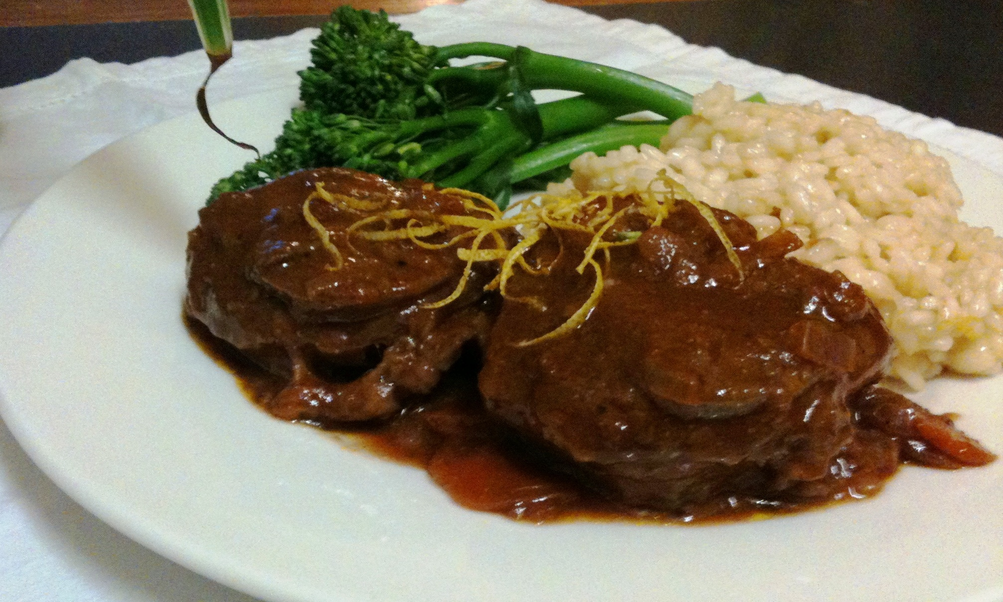 Osso Buco | The never ending cookbook