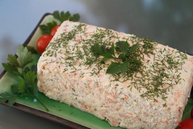 Salmon Mousse
